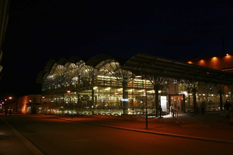 Det arbeides med å gjøre biblioteket enda mer attraktivt, også utenfor ordinær åpningstid.
