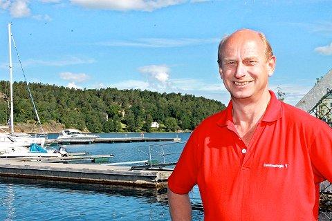 Tore Solberg skulle nok gjerne ønsket seg større pågang av folk som vil selge hytter, for det er mange på hyttejakt for tiden.