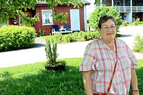 ØNSKER TYDELIGERE LEDELSE: Ruth Martinsen i Vestfold Arbeiderpartis seniorlag vil ha egen statsråd for eldre og omsorg.