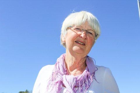 Randi Hagen Fjellberg mener Færder kommunen har noen store økonomiske utfordringer.