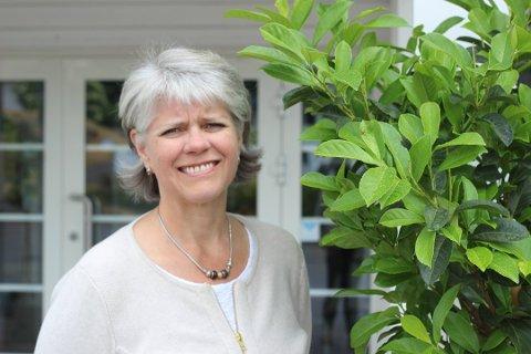 Hotelldirektør på Scandic Havna Tjøme, Ingrid Stokka Sagen, vil ha på plass en badstuflåte på egen brygge utenfor for hotellets gjester. Foto: arkiv
