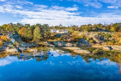 SOMMERDRØM – Her har man jo en ypperlig mulighet til å sikre seg sommerdrømmen i god tid før sommeren, sier megleren.