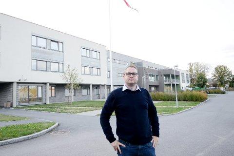 FØRSTEVALGET: Anders Mathisen stiller som ordførerkandidat for Færder Frp til neste år.