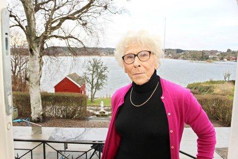 GÅR FOR EN NY PERIODE: I forkant av kommunevalget 2019 står Hanson oppført på en kumulert 5. plass på Frps nominasjonsliste.