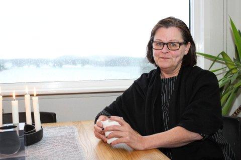 Toril Eeg har god erfaring som rådmann på Nøtterøy, nå har hun styrt Færder igjennom sitt første år.