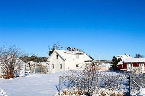 Dette er Randineborg feriefonds eiendom nord på Tjøme, som er aktuell for oppkjøp.