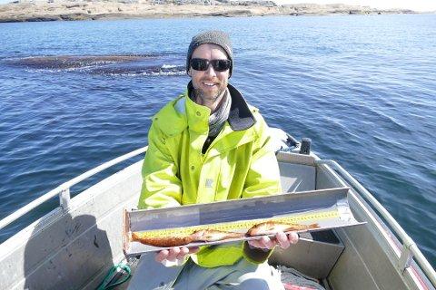 Even Moland fra havforskningsinstituttet