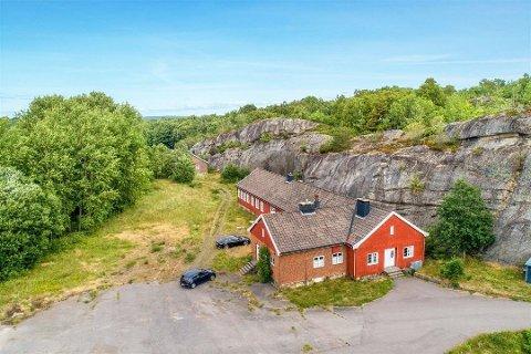 GIKK TIL PRIVATE: John Toresen fra Interessegruppen for Torås Fort forteller at kommunen ikke vant budrunden om Nedre Leir.