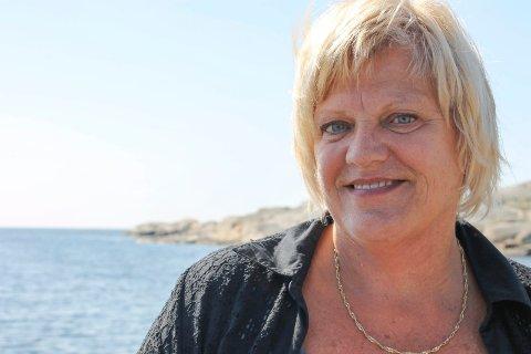 Else Reitan er kulturmedarbeider i Færder kommune og inviterer onsdag til kulturhuset, der det handler om Vidar Sandbeck.