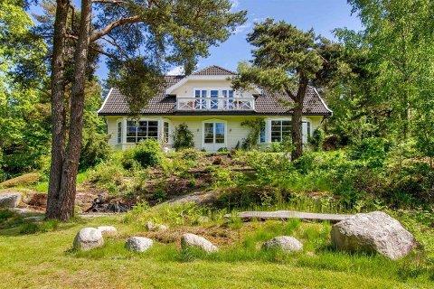 FORTSATT TIL SALGS: Til tross for flere interesserte, er eiendommen enda ikke blitt solgt.