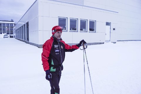 I fjor fikk Terje Rasmussen og andre ildsjeler arrangert kun ett poengrenn på grunn av snøforholdene. Denne vinteren har de ikke planer om å arrangere noen.