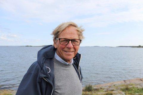Roar Jonstang kjenner igjen utfordringer i nasjonalparken, slik som løse hunder og lavtflyging.