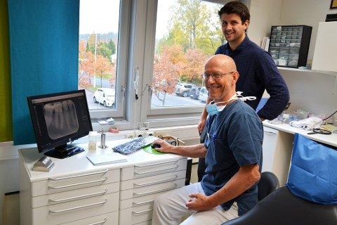 SKATTELISTENE 2018: Alex Hopstock, daglig leder ved Nøtterøy Tannhelse, hadde nest høyest formue blant tannlegene i fjor med 4,2 millioner.