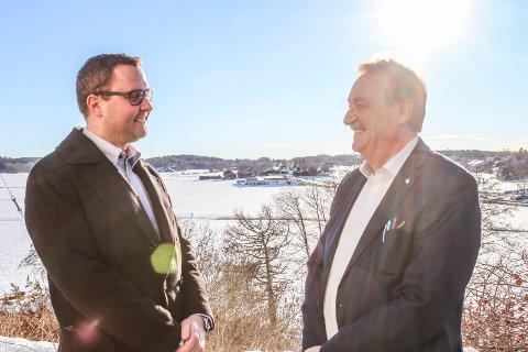 Etter høstens valg tar Anders Mathisen Bjørn Kåre Seviks topp-plass i Færder FrP.