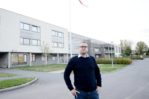 FØRSTEVALGET: Anders Mathisen stiller som ordførerkandidat for Færder Frp.