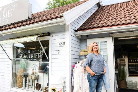 Nina Høier på Skafferiet på Tjøme er en av dem som har sendt inn regnskapstallene for 2019 i det siste.