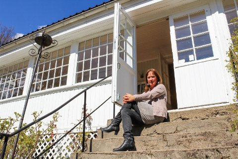Dorthe Endresen på Gamle Ormelet ønsker at Tjømes kulturliv blir sett i Færder.