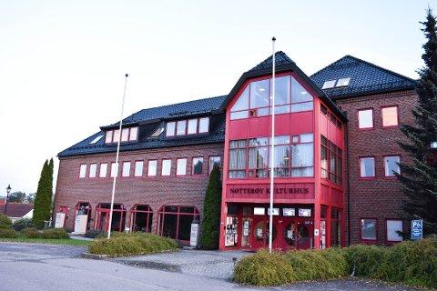 Nøtterøy kulturhus.