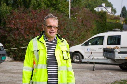 PENSJONERER SEG: Etter lang fartstid som utedriftsleder, skal Bjørn Erikstad nå bruke tiden på å utforske den nordlige delen av landet vårt.