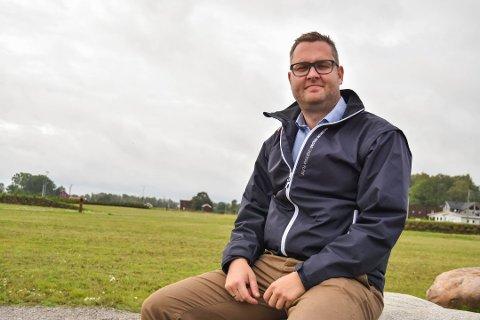 Anders Mathisen står på 3. plass på Frps valgliste i Vestfold. Han bor på Borgheim og er svært aktiv også i lokalpolitikken i Færder.