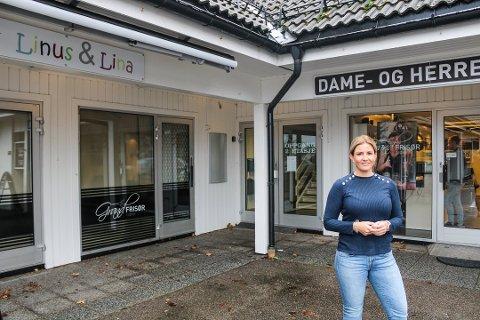 OPP MED 140.000: Sammenlignet med 2018, økte Grand Frisør og Anette Maslø-Hansen omsetningen med 140.000 kroner.