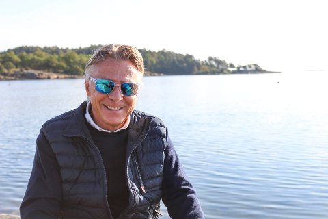 Jørgen Erland Pettersson er eiendomsmegler i Krogsveen og har nå lagt et svært godt 2020 bak seg. Han tror imidlertid at 2021 også vil bli et godt år på eiendomsmarkedet.