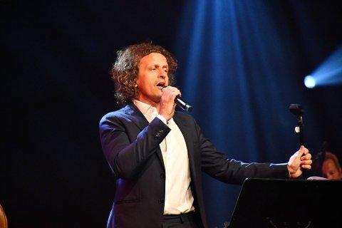 Operasanger og firebarnspappa Marius Roth Christensen (48) fra Nøtterøy har mange planer for 2021.