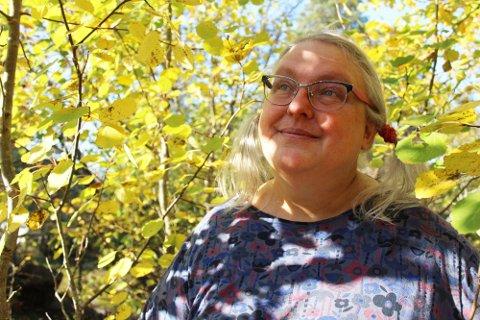 Gro Dahle har to påskeritualer; påsketre og påskeegg. Slik blir det også i år.