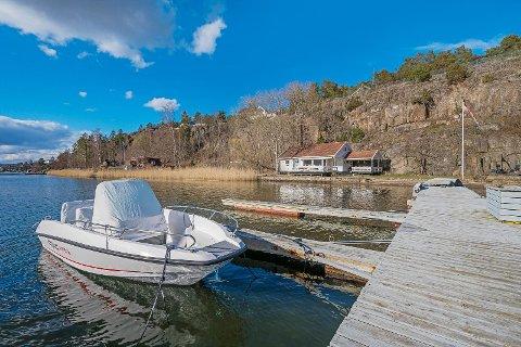De nåværende eierne kjøpte dette stedet for 7,7 millioner i 2018. Nå er det solgt videre for 12 millioner.