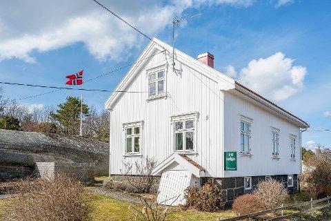 Dette huset var det stor interesse for, til tross for boplikten.