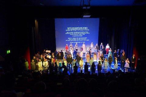 Foto fra Korskolens vårkonsert 2020.
