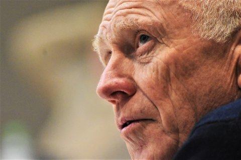 FÅR KJEFT: Richard Fossum har sagt ja der hans tidligere samarbeidspartnere mener han bør si nei.