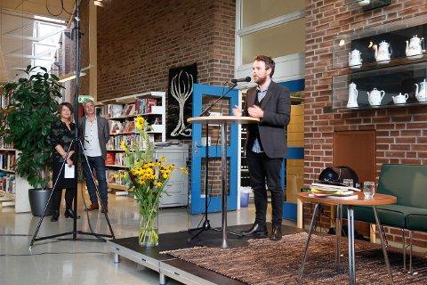 Kunnskapsminister Torbjørn Røe Isaksen åpnet festivalen.