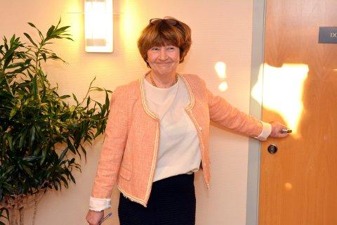 Dommer Anne Elisabeth Landsverk og hennes meddommere fulgte oppfordringen fra statsadvokaten og dømte kvinnen til tvungent psykisk helsevern.