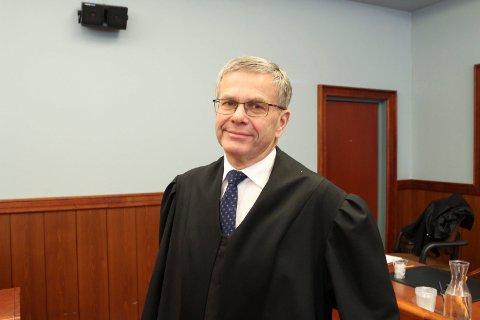 Forsvarer Arne Lie sier hans klient er skuffet over at han ikke ble trodd.