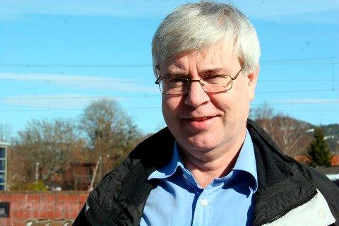 MØTE: Leder Jon Helge Helgerud vil ha møte med Kåss.