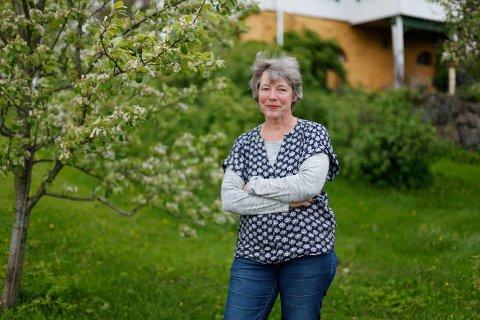 Dorthe Herup vokste opp på Ærø.