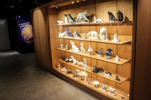 Telemark Museum vil låne bort PP-gjenstander slik at flere får se dem.