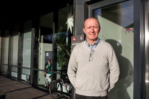 – Mitt største ønske for jula og for 2017 er at det skal bli skapt flere arbeidsplasser i Grenland, sier NAV-leder i Porsgrunn, Grunde Grimsrud, som forventer noe mer ledighet etter nyttår.
