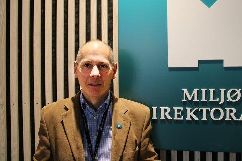 Konstituert avdelingsdirektør i miljøgiftavdelingen i Miljødirektoratet, Pål Spillum, sier at rapporten om fremtidig deponi for farlig, uorganisk avfall skal leveres til Klima- og miljødepartementet mandag 2. mai. Rapporten inneholder vurdering av fire mulige lokaliteter i Norge.