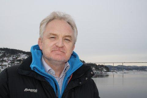 Trond Ingebretsen er konstituert daglig leder av Brevik fergeselskap IKS og forbereder en saksutredning til styremøtet tirsdag om samarbeid med Kragerø Fjordbåtselskap IKS.