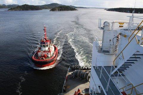 Fylkesmannen i Vestfold tillater mudring i skipsleden i Helgeroafjorden.