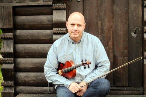 Nicolae Bogdan fikk Baugprisen for sin innsats for lokalt musikkliv i høst.