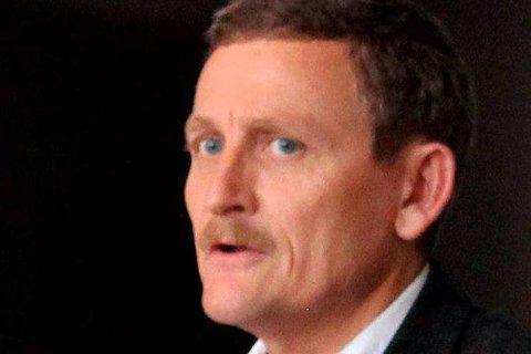 Leder: Styreleder Ole Henrik Lia må trekke den famøse blokka.