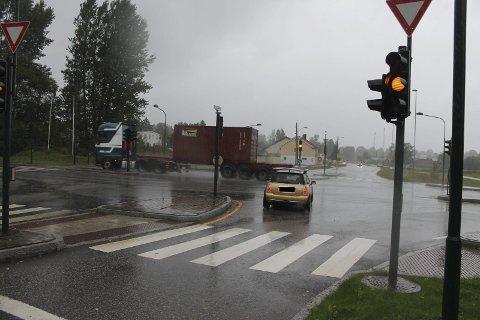 Statens vegesen stenger innkjøringen til Fjordgata i neste uke.