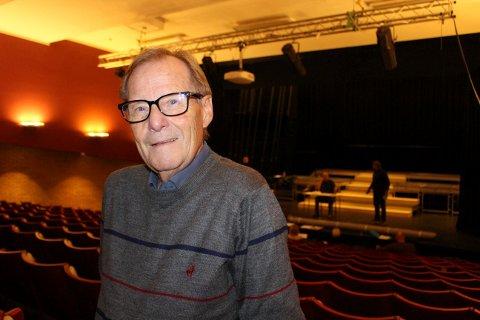 REVY-PROFIL: Jan Kjell Johansen er med i årets 30 års jubileumsoppsetning av Breviksrevyen. – Dette blir garantert århundrets revyforestilling i Grenland, sier Jan Kjell Johansen og håper han husker teksten.