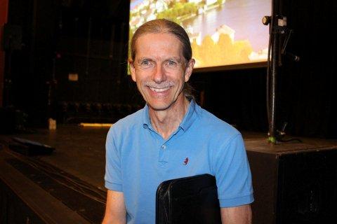 Eivind Gurholt er seksjonsleder i Statens vegvesen, i seksjon plan og forvaltning.
