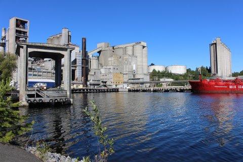Regjeringen har besluttet at det nasjonale prosjektet med karbonfangst og lagring av CO2 skal legges til Norcem Brevik.