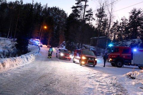 En 17 år gammel gutt fra Bamble døde etter skadene han pådro seg i en kollisjon mellom en ATV og en bil på Ringsjøvannet søndag ettermiddag.