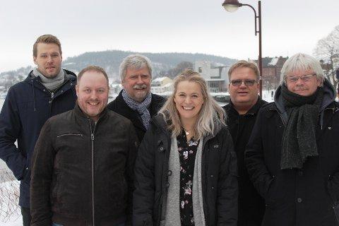BEST I TELEMARK: PD økte for 2. året på rad mest i Telemark.